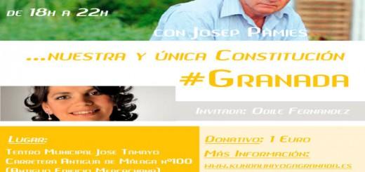 Granada charla pseudoterapias