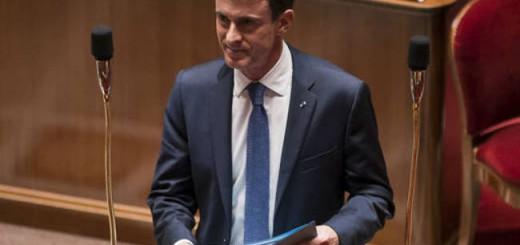 Manuel Valls primer ministro Francia 2015