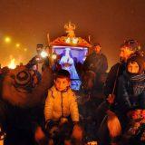Nava del Rey procesion virgen Pegotes 2015