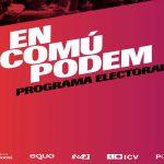 Programa laicidad En Comu Podem 2015