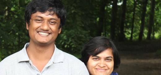 Raihan-Abir-Samia-Hossain pareja atea Bangladesh