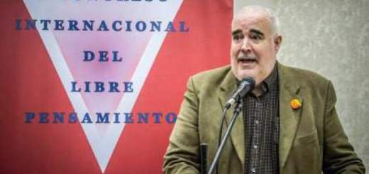 Roberto B Garcia V Congreso Libre pensamiento Montevideo 2015