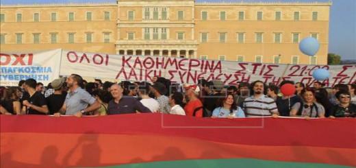 parlamento griego uniones homosexuales 2015
