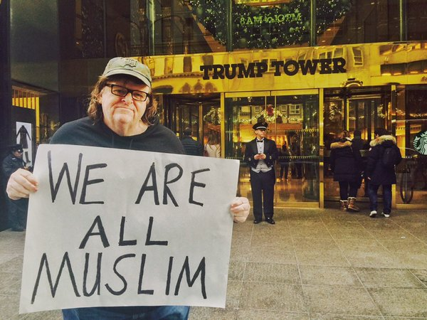 todos somos musulmanes 2015 Michael Moore