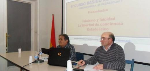 Curso Laicismo Madrid 2016