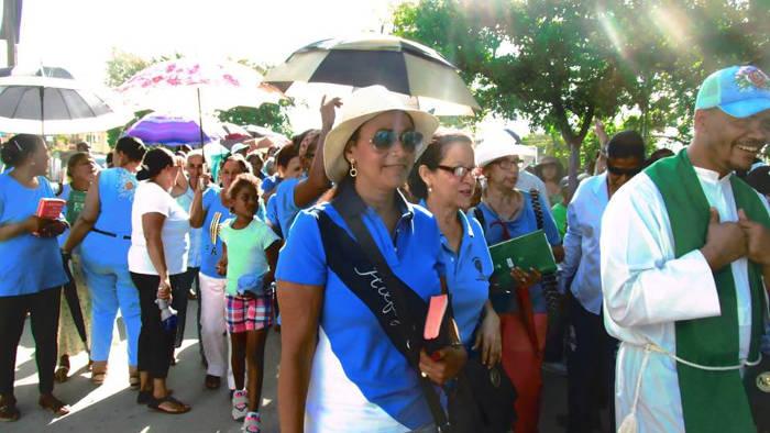 autoridades dia biblia Sabana R Dominicana 2016