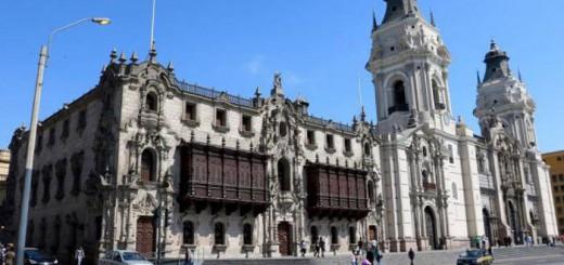 catedral Lima Peru