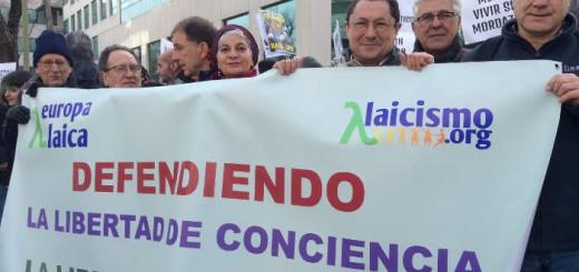 concentracion juzgado Madrid 20160119 a