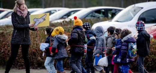 refugiados Holanda 2015
