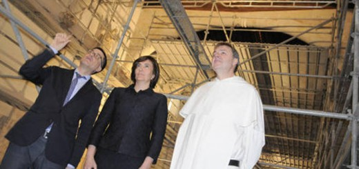 restauracion convento dominicos Salamanca 2016
