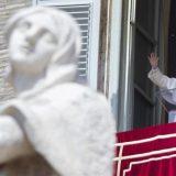 Bergoglio 2016 balcon Vaticano