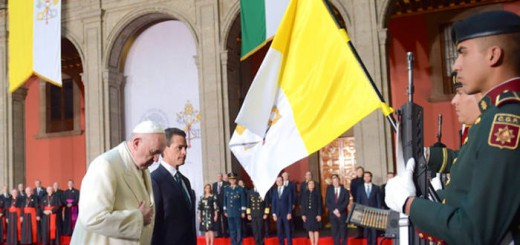 Bergoglio Mexico 2016