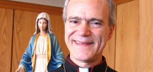 Felipe Bacarreza obispo