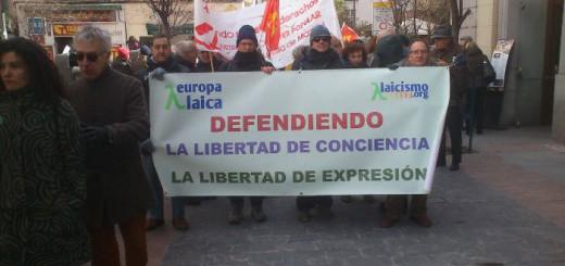 Madrid Laica 20160227 mani 1