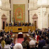 Pleno Parlamento Andalucia 2016
