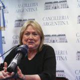 Susana Malcorra canciller Argentina 2016