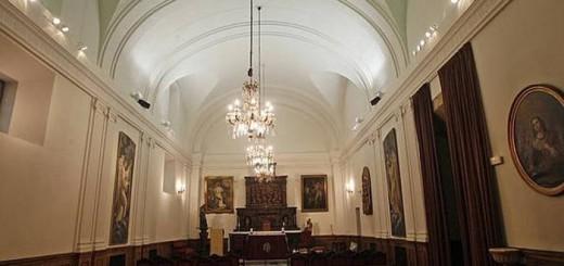 capilla Universidad Oviedo