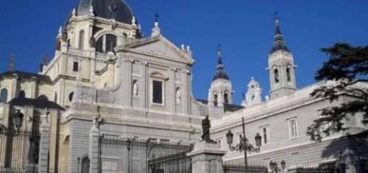 catedral almudena madrid