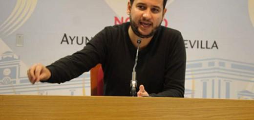 daniel Gonzalez IU Sevilla