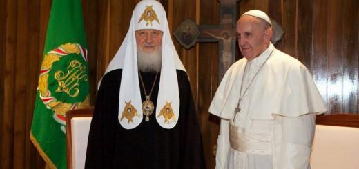 patriarca-kirill-papa-francisco-cuba 2016
