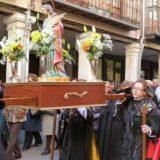 procesion Santa Agueda Alcala 2016