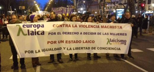 8 marzo Madrid 2016 e