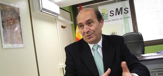 Antonio Gutierres sindicato Medico Sevilla