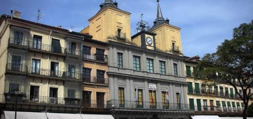 Ayuntamiento Segovia