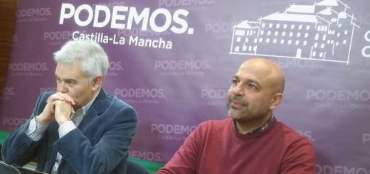 Garcia Molina ssecretario Podemos Castilla La Mancha 2016