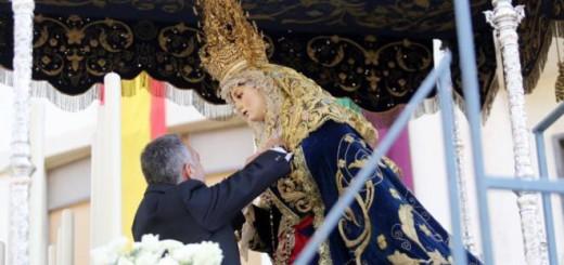Imposicion medalla policial virgen del Amor Malaga 2014