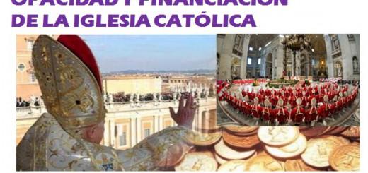Informe financiacion iglesia  2016