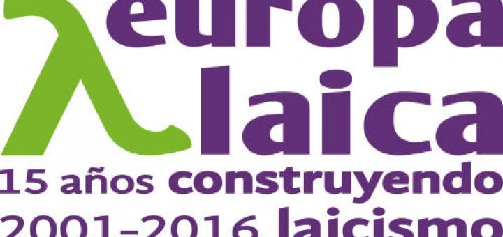Logo Europa Laica 2016