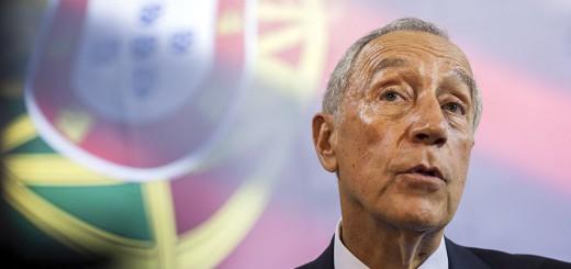 Marcelo Rebelo de Sousa presidente Portugal 2016