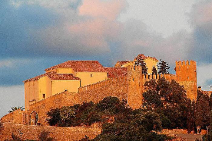 Muralla Sant Salvador inmtriculada iglesia Baleares