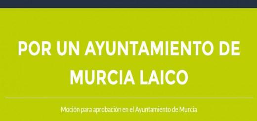 Murcia ayuntamiento laico 2016