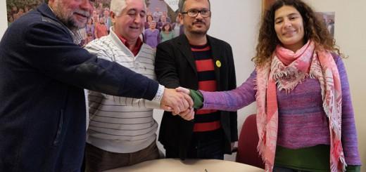 Podemos y Cordoba Laica Red Municipios 2016