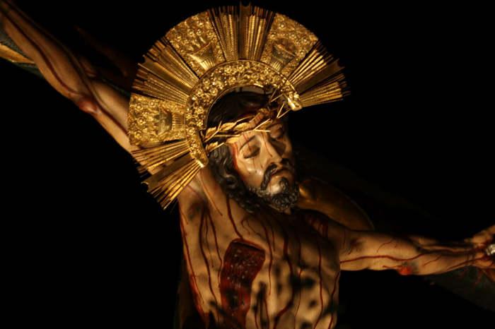 Procesion Cristo de la Preciosa Sangre Guatemala