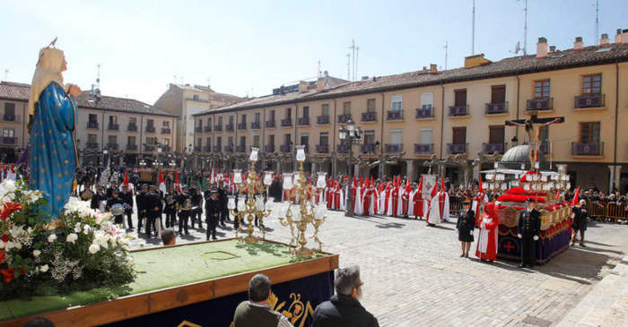 Procesion indulto Palencia  2016