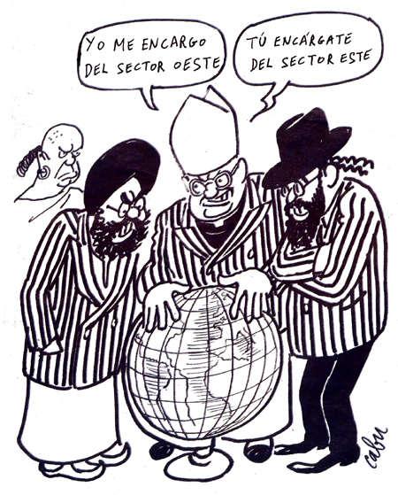 Religion-Monoteismo-Fanatismo-Cabu-Charlie-Hebbdo