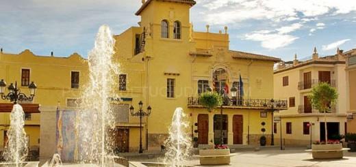 ayuntamiento Riba roja Valencia