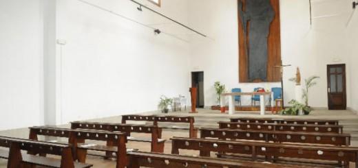 capilla universidad La Laguna