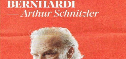 cartel teatro el profesor bernhardi