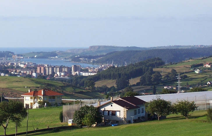 concejo de Corvera Asturias