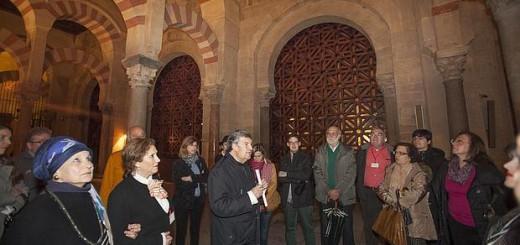 mezquita Cordoba visita expertos patrimonio