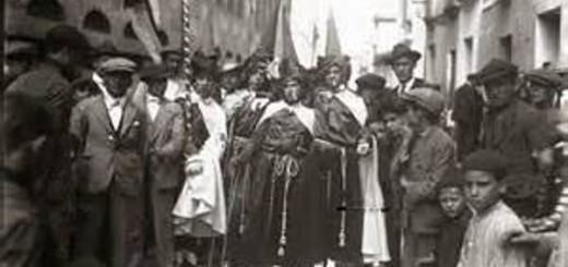 nazarenos en 1900