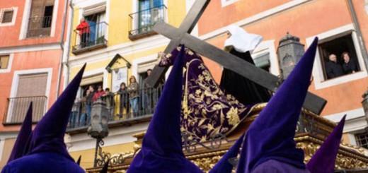 procesion de las turbas en Cuenca