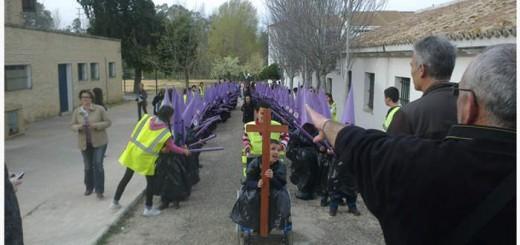 procesion escolar Constantina Sevilla 2016