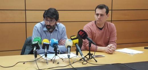 rueda de prensa Murcia Laica Cambiemos 2016