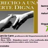 Acto GR Laica muerte digna mayo 2016