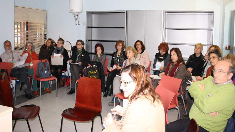 Congreso Europa Laica 2016 Asamblea Grupo feminismo